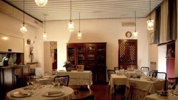 Sala interna - Il Porticciolo, Torino