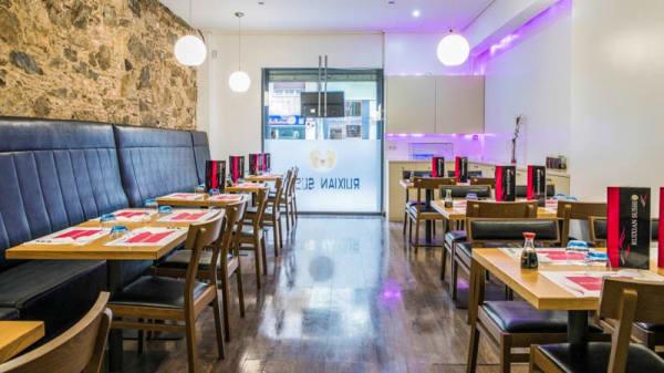 Vista de la sala - Ruixian Sushi - Roger de Flor, Barcelona