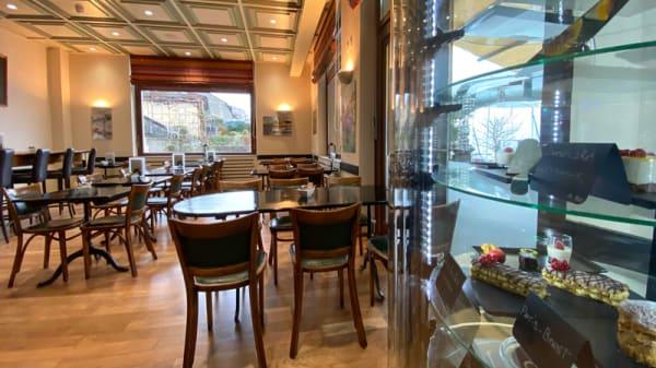 Notre café avec vue - Le Rivage Hotel&Restaurant Lutry, Lutry