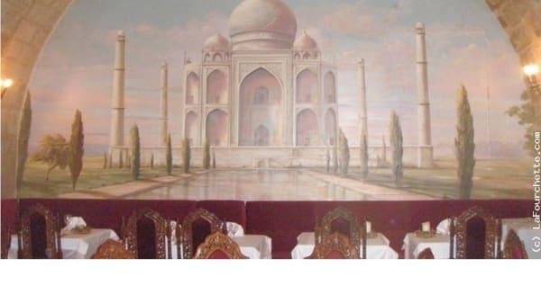 Vue de la salle 4 - Taj Mahal, Bordeaux