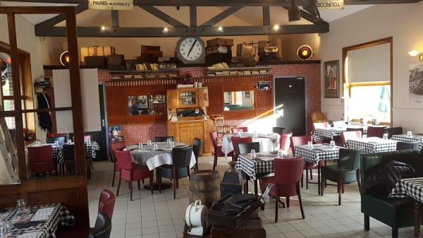 salle - La Gare des Années Folles, Sailly-sur-la-Lys