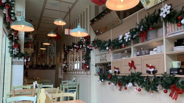 Sala - White Bakery Valmontone, Valmontone