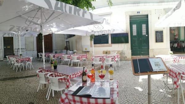Restaurante da Sé, Lisboa