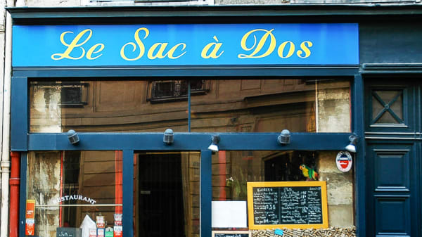 Le Sac A Dos Thierry Schlumberger, Paris