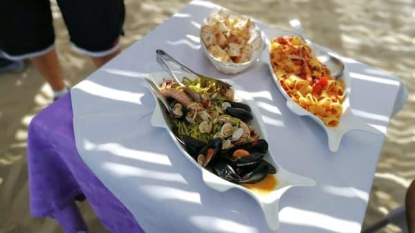Spiaggia - Lido Cortesito, Francavilla al Mare