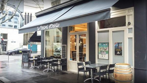 Terrasse - Le Bistrot d'Odette, Lyon