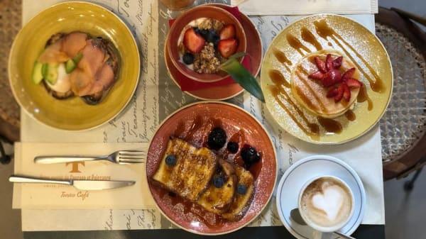 Tonico Café, Rome