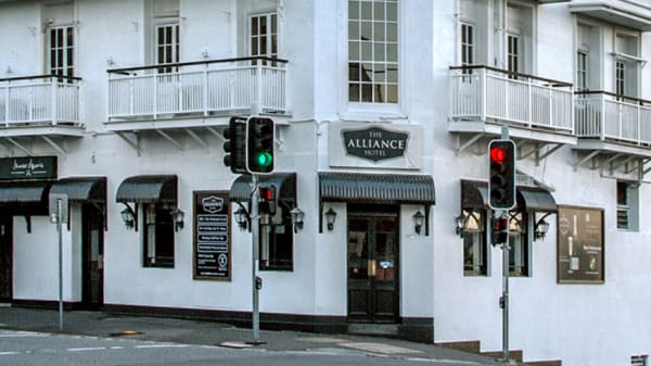 The Alliance Hotel, Spring Hill (QLD)