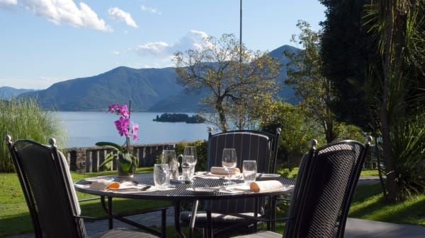 Ristorante Collinetta, Ascona