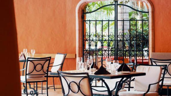 Terraza - El Parador- Sheraton La Caleta Resort & Spa, Adeje