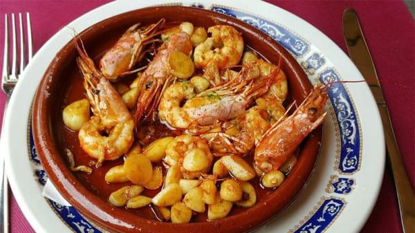Sugerencia del chef - El Racó de Castelló, Castelló d'Empúries