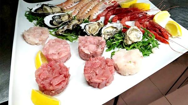 Suggerimento dello chef - Lo Spuntino di Pesce, Florence