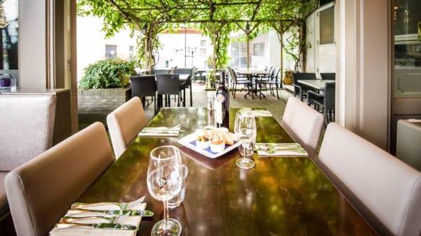 Terras - Eetcafe de Buurman - Restaurant de Dragonder, Hengelo