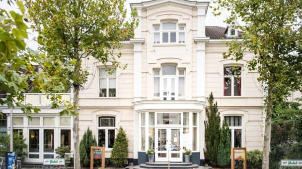 Ingang - Eetcafe de Buurman - Restaurant de Dragonder, Hengelo
