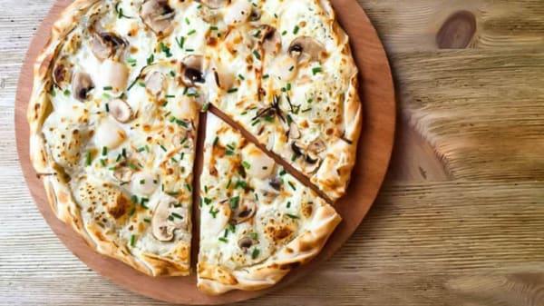 pizza - L'Alsacien, Besançon