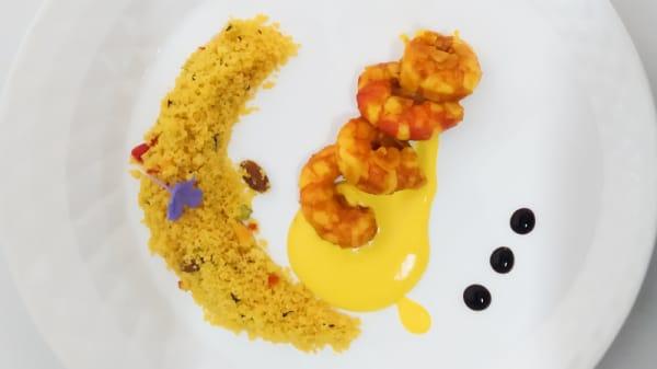 """Suggerimento dello chef - Claire De Lune  """"Porto Azzurro Restaurant"""", Giardini Naxos"""