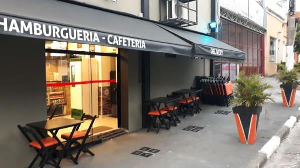Entrada - Vikk's Coffee e Burger, São Paulo
