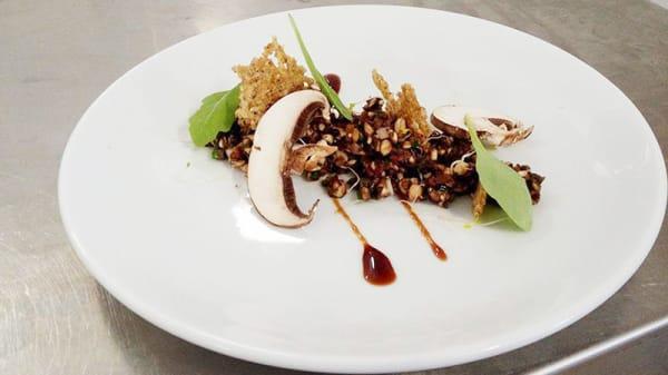 Suggestion du chef - La Ferme de la Faisanderie, Bainville-sur-Madon