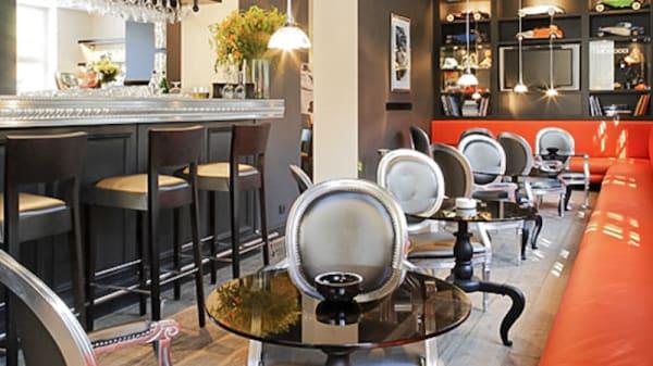 Vue intérieur - Brasserie du Prince d'Orange, Uccle