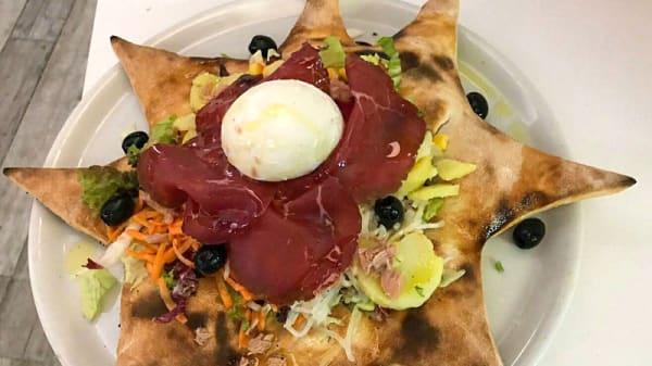 Suggestion de plat - Romitaggio, Monte Carasso