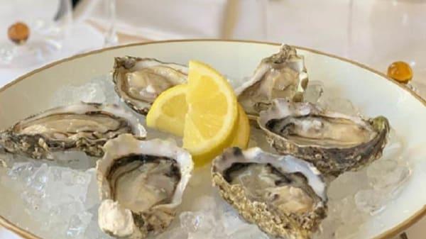 Suggerimento dello chef - Le Cruditè - Oyster Bar, Aci Trezza