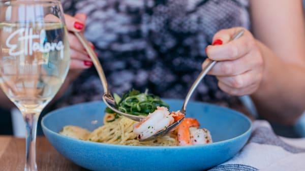 Seafood Pasta - The Ettalong, Ettalong Beach