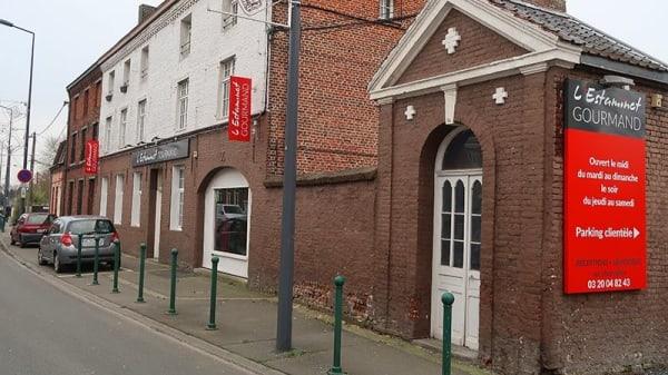 Entrée - L'Estaminet Gourmand, Villeneuve-d'Ascq
