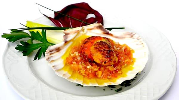 Sugerencia del chef - Albariño Pulpería Restaurante, Valladolid