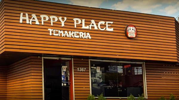 Entrada - Happy Place Temakeria, São Paulo