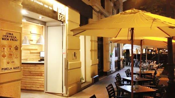 Vista terraza - Urban Bar, Valencia