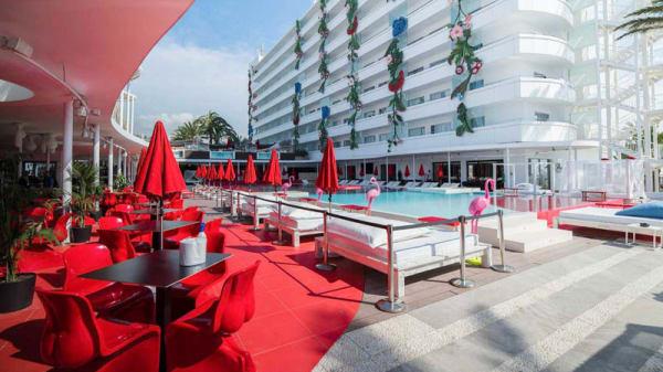 Vista terraza - The Oyster And Caviar Bar, Sant Jordi De Ses Salines