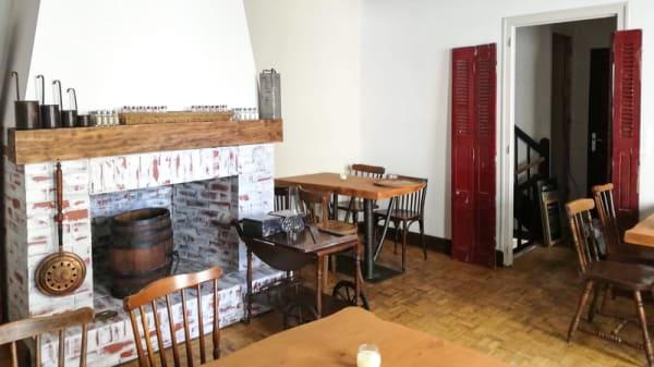 Salle du restaurant - La Grange, Quimper