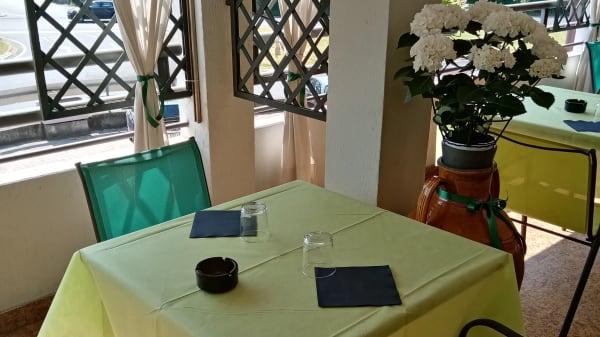 Sala - Ristorante del Pino, Lomagna