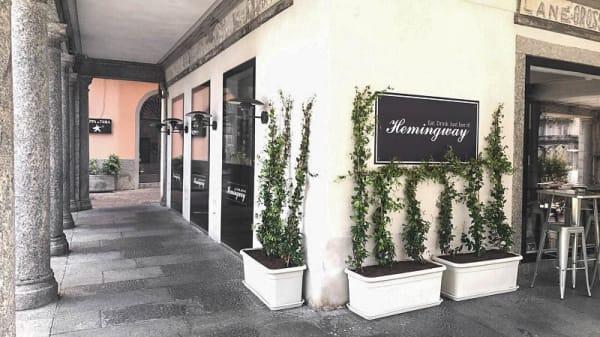Esterno del ristorante - Hemingway, Lecco
