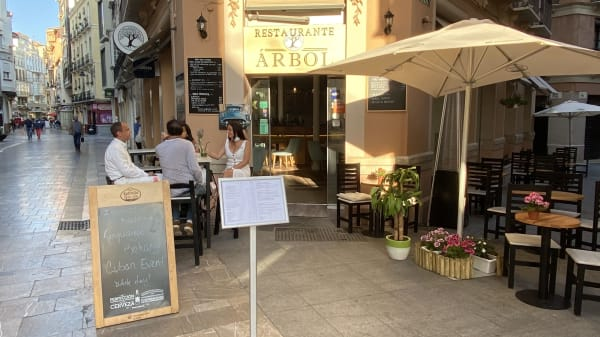 Árbol, Málaga