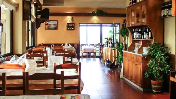 Sala - Pizzaria La Dolce Italia, Vila Nova de Gaia
