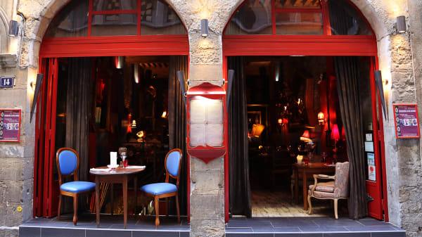 Devanture le restaurant La Chimère - La Chimère, Lyon