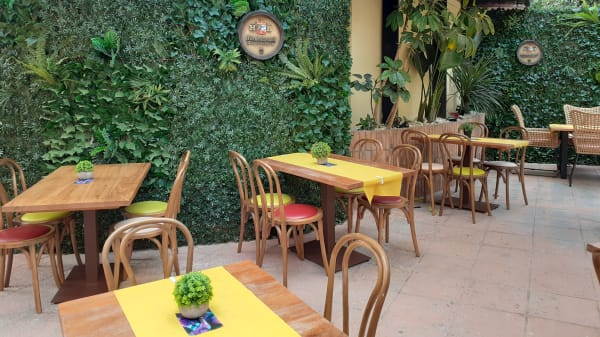 Beer Garden, Marbella