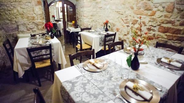 Sala - La Cantina, Cerreto Di Spoleto