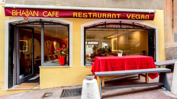 Entrée - Bhajan Café, Nice