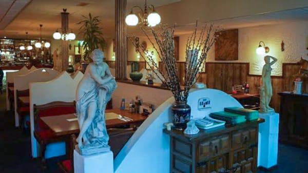Restaurant - Athene's Olijf, Delft