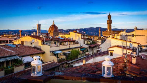 Terrazza Firenze - Panorama Restaurant - La Scaletta, Florence