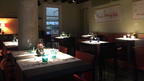 Vista sala - Med Vino & Cucina, Treviso
