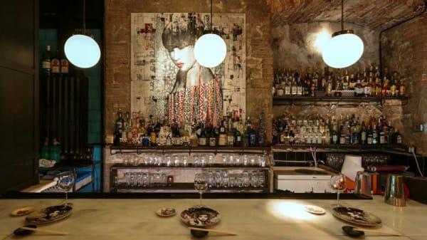 Sala del restaurante - Sochu Barcelona, Barcelona