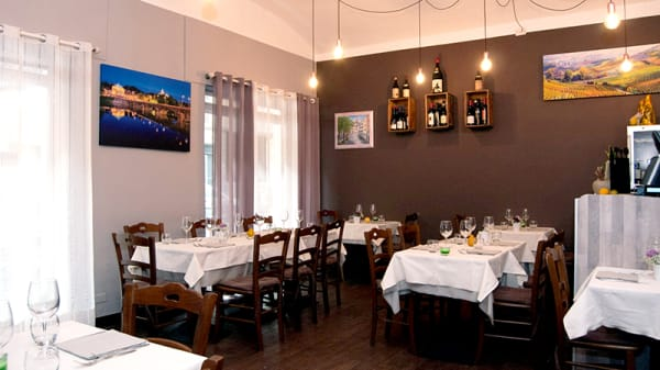 Vista sala - Il Barbabuc, Torino