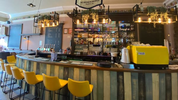 The Ranch Bar & Restaurant, Edinburgh