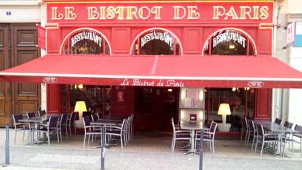 Devanture - Le bistrot de Paris, Saint-Étienne