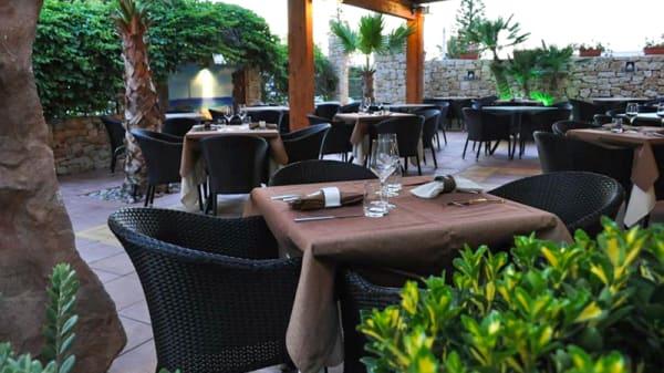 Terrazza - kM KriMar Restaurant, San Vito Lo Capo