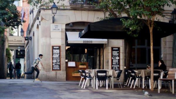 1 - BOSCO Food & Drinks, Barcelona