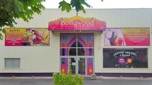 Facade - Bollywood Palace, Pontault-Combault